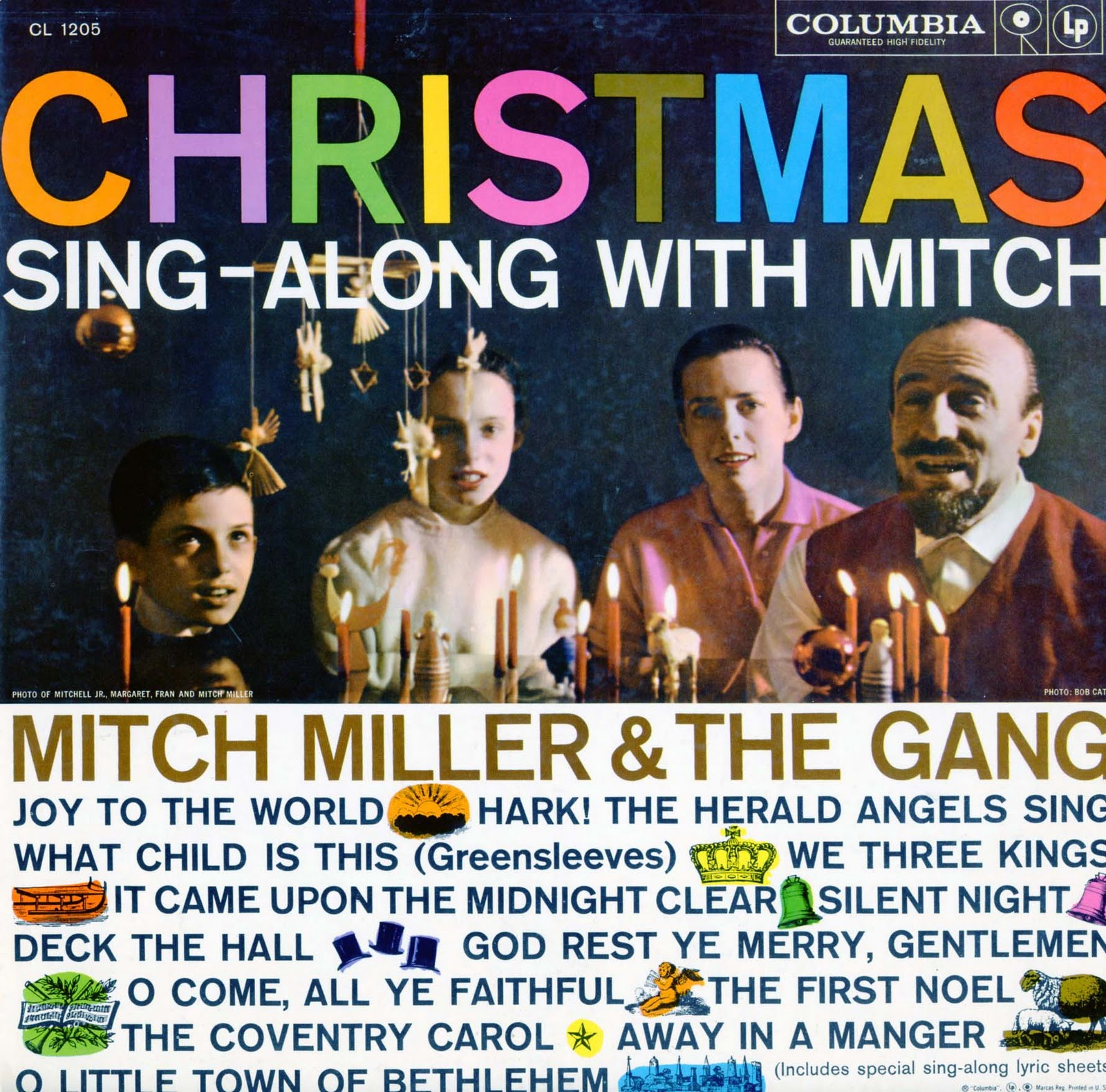 Best Christmas Albums.Billboard S Best Selling Christmas Albums 1945 Thru 1959